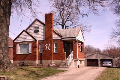 Cincinnati Single Family Home For Sale: 960 Seibel Lane