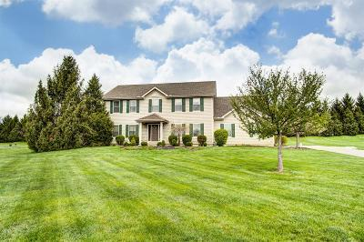 Hamilton County, Butler County, Warren County, Clermont County Single Family Home For Sale: 437 Meadowview Court