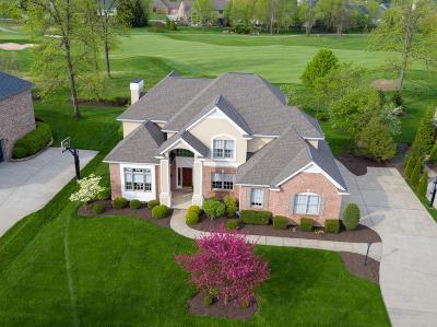 Hamilton County, Butler County, Warren County, Clermont County Single Family Home For Sale: 1633 Fairway Crest