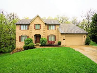 Fairfield Single Family Home For Sale: 11 Park Meadows Court
