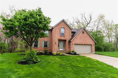 Fairfield Single Family Home For Sale: 4156 Autumn Hill Lane