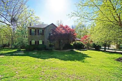 Warren County, Clermont County, Hamilton County, Butler County Single Family Home For Sale: 795 Dorgene Lane