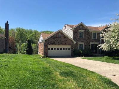 Delhi Twp Single Family Home For Sale: 6625 Chaparral Court