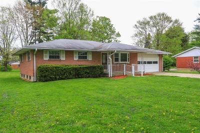 Fairfield Single Family Home For Sale: 5570 River Road