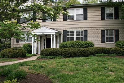 Cincinnati Condo/Townhouse For Sale: 3664 Ashworth Drive #A