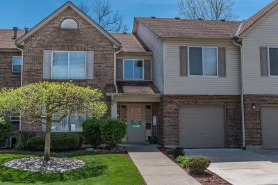 Colerain Twp Condo/Townhouse For Sale: 3345 Lindsay Lane #61