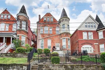 Cincinnati Condo/Townhouse For Sale: 2112 Fulton Avenue #3