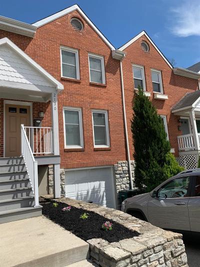 Cincinnati Single Family Home For Sale: 2130 Sinton Avenue