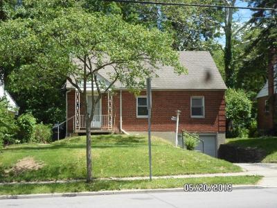 Cincinnati Single Family Home For Sale: 7990 Daly Road