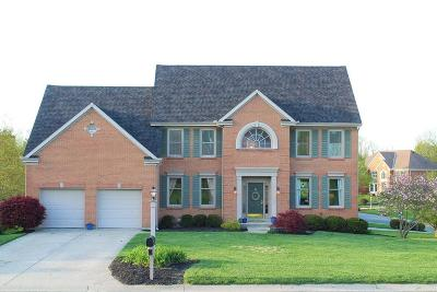 Liberty Twp Single Family Home For Sale: 5754 Somerset Drive