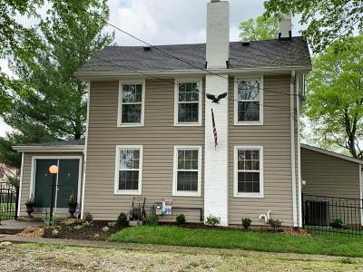 Single Family Home For Sale: 6103 Main Street