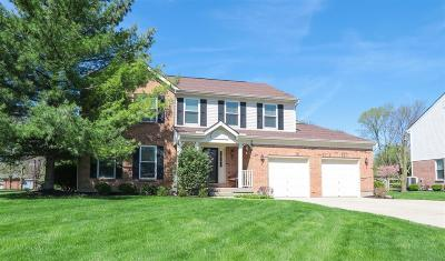 West Chester Single Family Home For Sale: 7905 Tylers Way