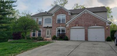 Warren County, Clermont County, Hamilton County, Butler County Single Family Home For Sale: 649 Dorgene Lane