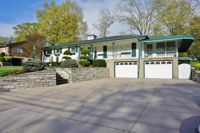 Single Family Home For Sale: 1660 Neeb Road