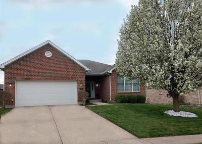 Fairfield Single Family Home For Sale: 9781 Seward Road