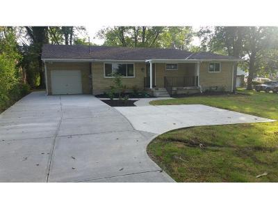 Fairfield Single Family Home For Sale: 4010 Hamilton Mason Road