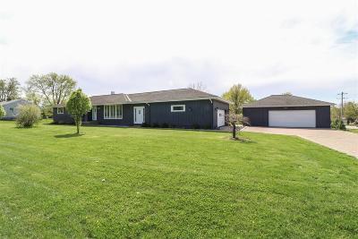 Fairfield Single Family Home For Sale: 6009 Liberty Fairfield Road