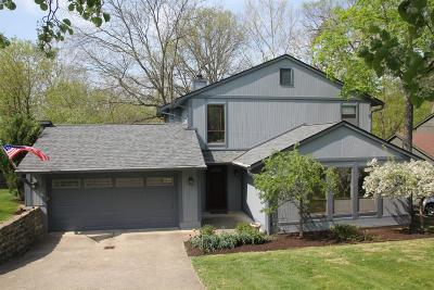 Cincinnati Single Family Home For Sale: 7106 Royalgreen Drive
