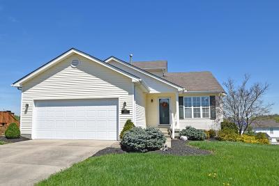 Fairfield Single Family Home For Sale: 3172 Drew Drive