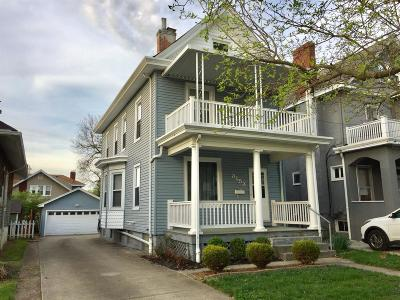 Hamilton County, Butler County, Warren County, Clermont County Single Family Home For Sale: 3153 Markbreit Avenue