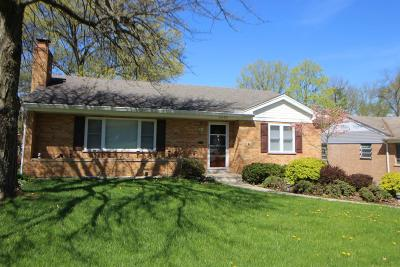 Green Twp Single Family Home For Sale: 5599 Hickory Ridge Lane