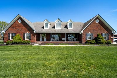 Hamilton County, Butler County, Warren County, Clermont County Single Family Home For Sale: 5346 Union Road