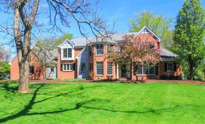 Hamilton County, Butler County, Warren County, Clermont County Single Family Home For Sale: 7600 Indian Hill Road