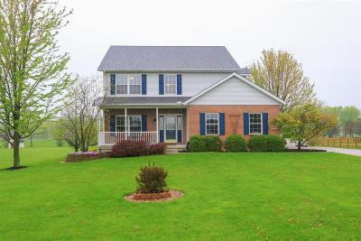 Hamilton County, Butler County, Warren County, Clermont County Single Family Home For Sale: 2407 Columbine Drive