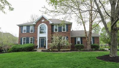 Warren County, Clermont County, Hamilton County, Butler County Single Family Home For Sale: 5890 Taylor Ridge Drive