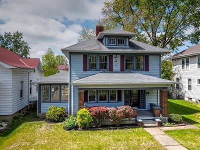 Hamilton Single Family Home For Sale: 919 Park Avenue