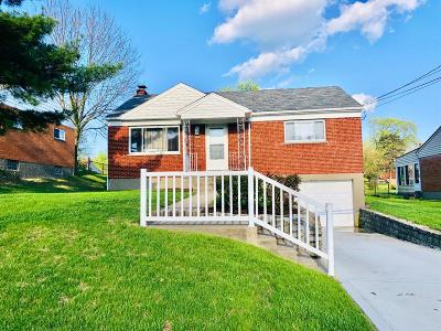 Cincinnati Single Family Home For Sale: 6550 Daly Road