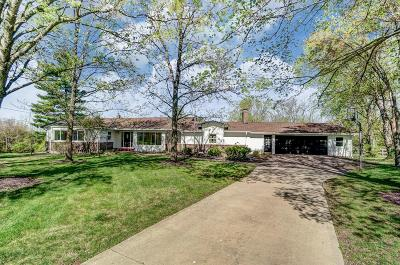 Hamilton County, Butler County, Warren County, Clermont County Single Family Home For Sale: 500 David Lane