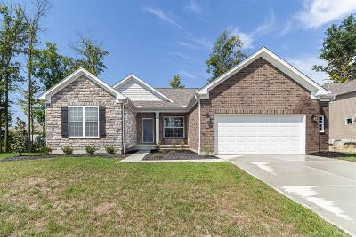 Single Family Home For Sale: 1767 Indian Grass Drive #361
