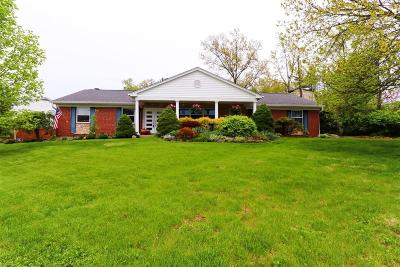Hamilton County, Butler County, Warren County, Clermont County Single Family Home For Sale: 10108 Lochcrest Drive