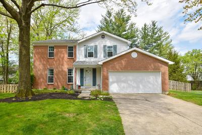 Hamilton County, Butler County, Warren County, Clermont County Single Family Home For Sale: 1143 White Pine Court