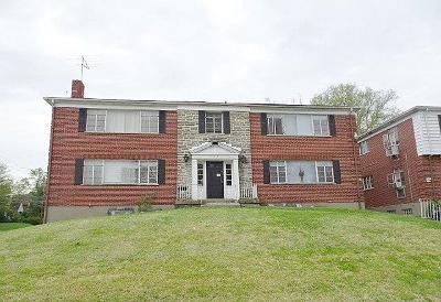 Cincinnati OH Multi Family Home For Sale: $289,900