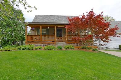 Hamilton County, Butler County, Warren County, Clermont County Single Family Home For Sale: 3733 Frondorf Avenue