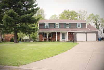 Warren County, Clermont County, Hamilton County, Butler County Single Family Home For Sale: 1808 Chapel Woods Drive