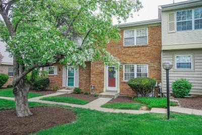 West Chester Condo/Townhouse For Sale: 7476 Kingsgate Way