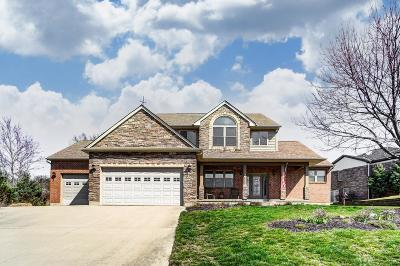 Warren County, Clermont County, Hamilton County, Butler County Single Family Home For Sale: 3202 Baffin Drive