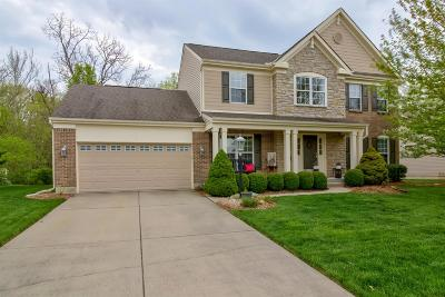 Warren County, Clermont County, Hamilton County, Butler County Single Family Home For Sale: 130 Hunting Fields Lane