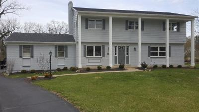 Warren County, Clermont County, Hamilton County, Butler County Single Family Home For Sale: 7392 Baywind Drive