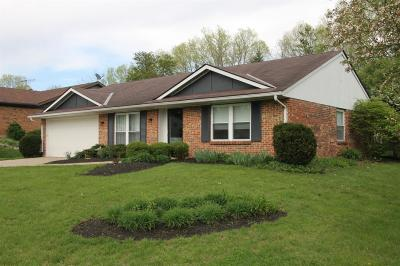 Hamilton County, Butler County, Warren County, Clermont County Single Family Home For Sale: 815 W Market Street