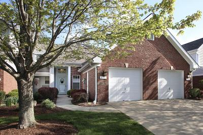 Anderson Twp Condo/Townhouse For Sale: 8114 Witts Meadow Lane