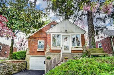 Single Family Home For Sale: 1045 Oak Avenue