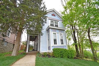 Cincinnati Single Family Home For Sale: 414 McDowell Street
