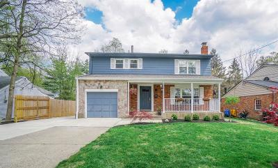 Blue Ash OH Single Family Home For Sale: $329,900