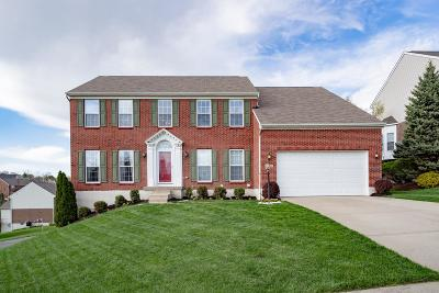 Colerain Twp Single Family Home For Sale: 4866 Blue Meadow Lane