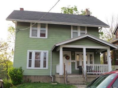 Cincinnati Single Family Home For Sale: 2639 Cora Avenue