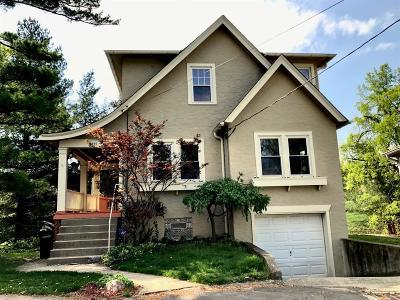 Cincinnati Single Family Home For Sale: 3555 Rawson Place